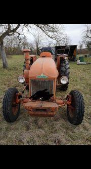Traktor Renault mit MWM luftkühler