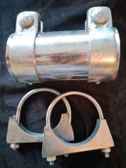 Rohrverbinder Abgasanlage 64 5 mm
