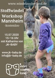 Stoffwindelparty Stoffwindeln Kurs Workshop Beratung