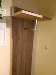 Garderobe Holz Funier Hängegarderobe Sehr