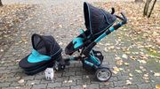 Kombi-Kinderwagen ABC Design 50 sun