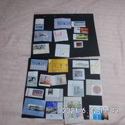 45 Sonderbriefmarken BRD Postfrisch