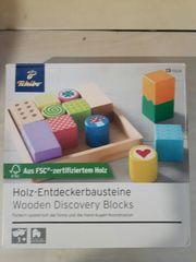 Holz-Entdeckerbausteine