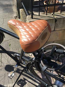 Neuwertiges Weltrad City Bike: Kleinanzeigen aus Neustadt Neustadt-Stadt - Rubrik Herren-Fahrräder