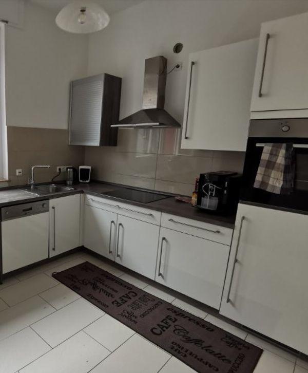 Küche Einbauküche mit Elektrogeräte