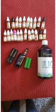 E-Zigarette SMOK Alien Kit 220W
