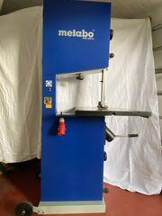 Bandsäge Metabo BAS 505 G