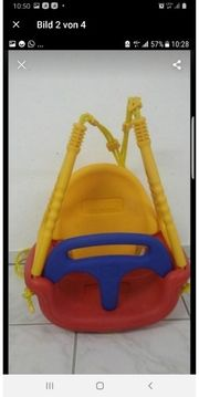 Babyschaukel 3in1 Sicherheitsschaukel Kinderschaukel Schaukel