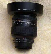 Nikon AF-Zoom 28-200 mm