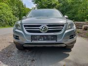 VW Tiguan Track and Field