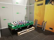 Soccerball Kicker Münzkicker Tischfussball Table