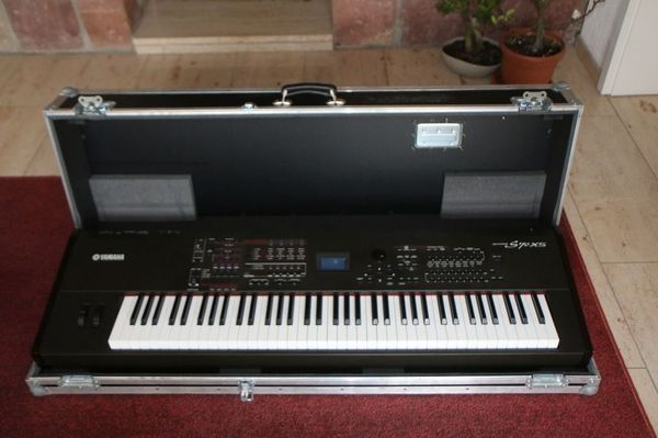 Yamaha S70XS Stagepiano Case