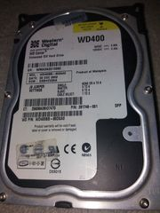 HDD Festplatte 40 GB Western