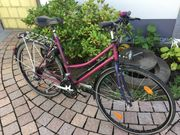 Damen Fahrrad von Jaguar mit