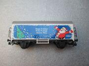Märklin h0 Weihnachtswagen Frohe Festtage
