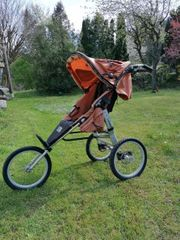 TFK Joggster Kinderwagen Baby Jogger