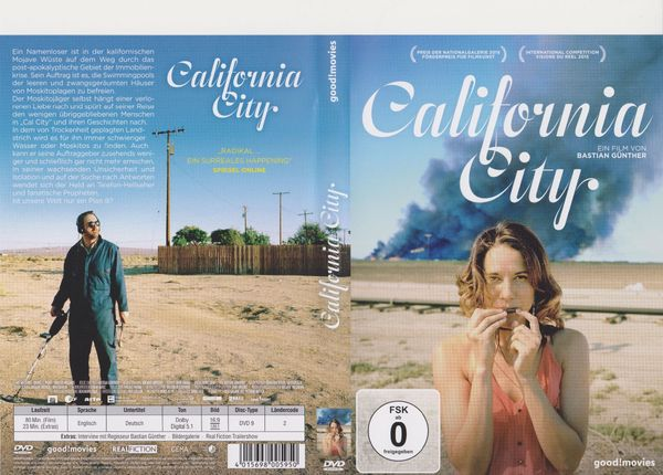 California City DVD
