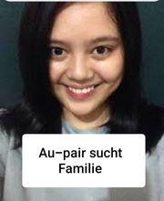 Au-pair sucht Familie