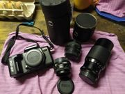 Kamera RiCOH KR-10M Fotoapperat