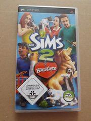 Die SIMS 2 Haustiere PSP