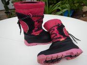 Stiefel für Mädchen Größe 25