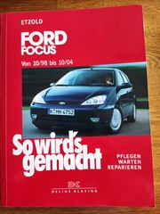 Ford Focus 10 98-10 04