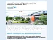 Medizinisch-Technischer Radiologieassistent oder MFA w