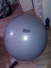 Gymnastikball Ball Sitzball 80cm neuwertig