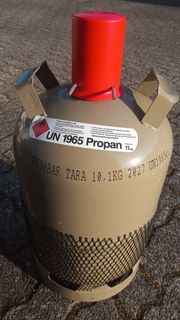 Gasflasche 11kg Propangas für Hymer