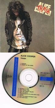 80 s CD - Alice Cooper -