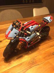 LEGO Technic 42036 Rennmotorrad