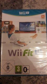 Wii Fit Spiel für WiiU