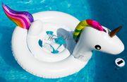 Süßen aufblasbaren Baby Schwimmreifen im