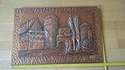 Kupferbild Motiv Nürnberg Heilig Geist