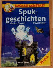 NEU - Buch Spukgeschichten von M Clausen