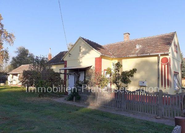 Teilw renov Haus Ungarn Balatonr