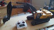 earth digger 360l Volvo EC480DL