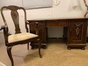 Schreibtisch Gründerzeit um 1920 antik
