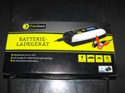 4 Stück Batterieladegeräte
