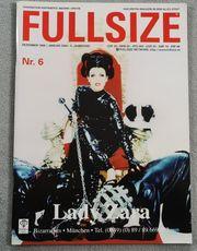 Fullsize Fetish Magazine Lack Leder
