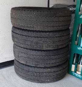 Sonstige Reifen - Continental Vanco Camper 225 75