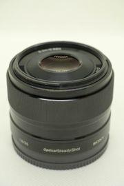 Sony E 35mm f1 8