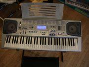 Keyboard CTK-591 incl Ständer Hocker