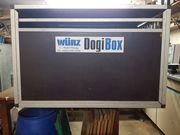 Auto Hundetransportbox
