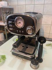 Kaffee-Espressomaschine Siebträger