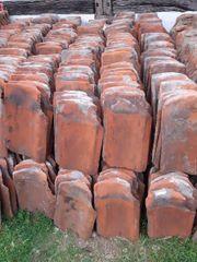 Historische Baustoffe -ca 4400 Tondachziegel