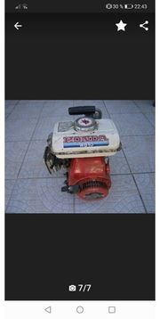 Verkaufe eine Honda WB 10