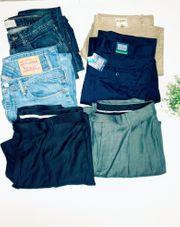 Gebrauchte Kleidung in großen Größen