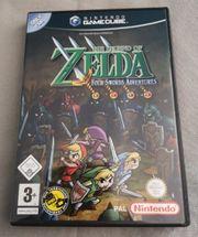 Zelda Four Swords Adventures Nintendo