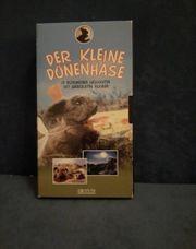 VHS Kassette Dünenhase